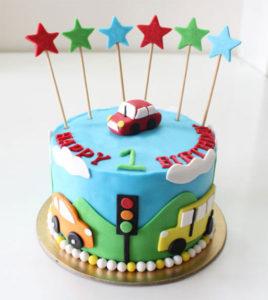 cake-boy of 1yo