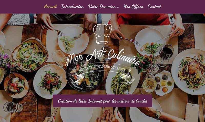 Vous êtes un créateur culinaire ?