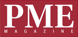 PME Magazine logo